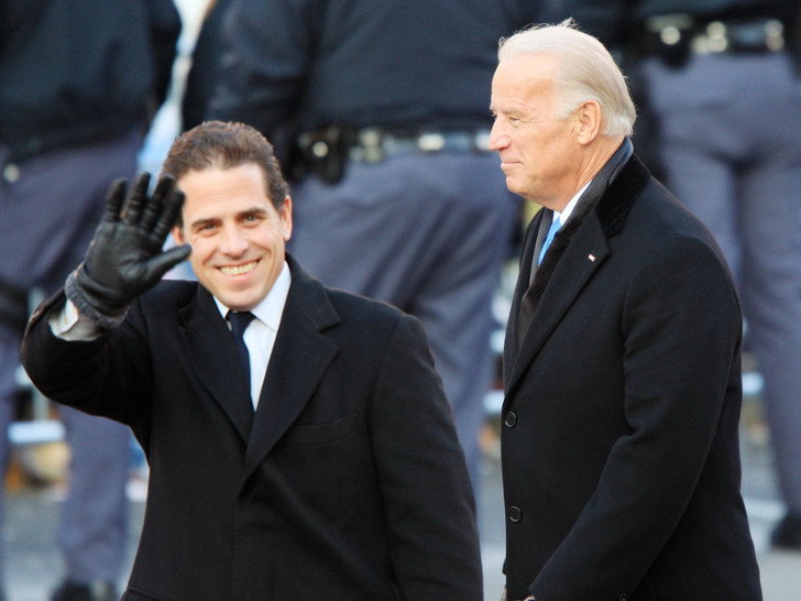 Фото №1 - Новый президент— новый скандал: сын Джо Байдена может попасть в тюрьму