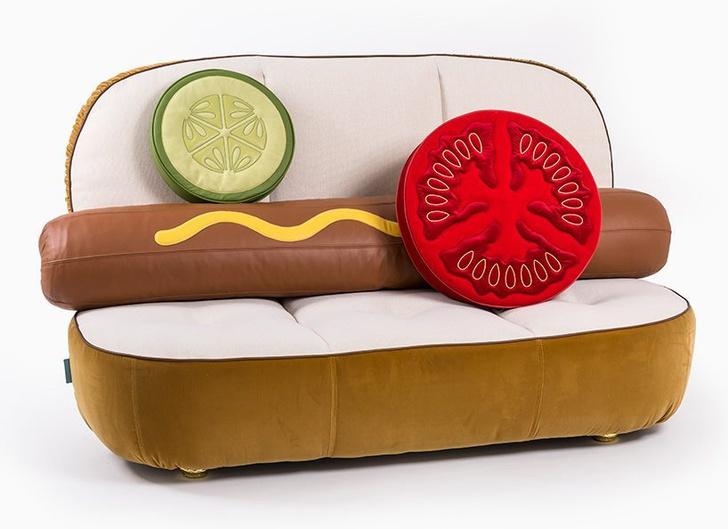 диван хот-дог