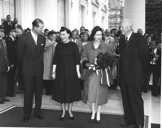 Фото №6 - Виндзоры и американские президенты: непростая история отношений