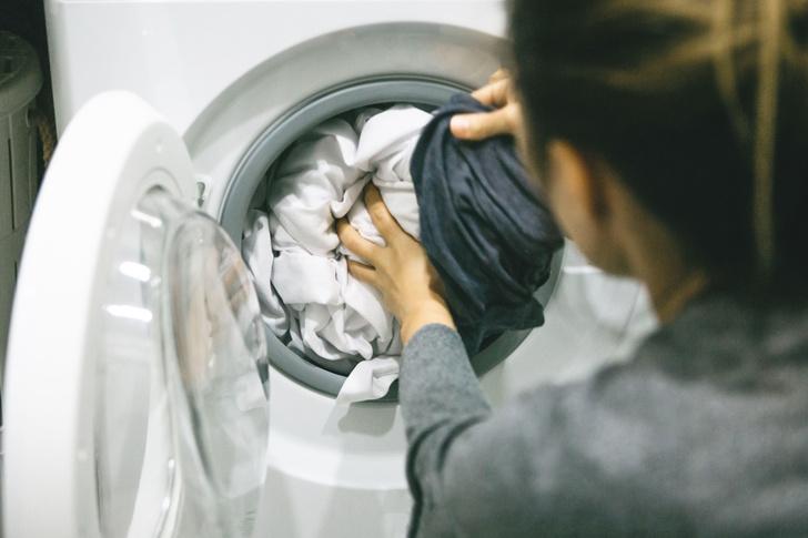 Стирка, стиральная машина, как правильно стирать одежду