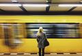 «Боюсь ездить в метро»