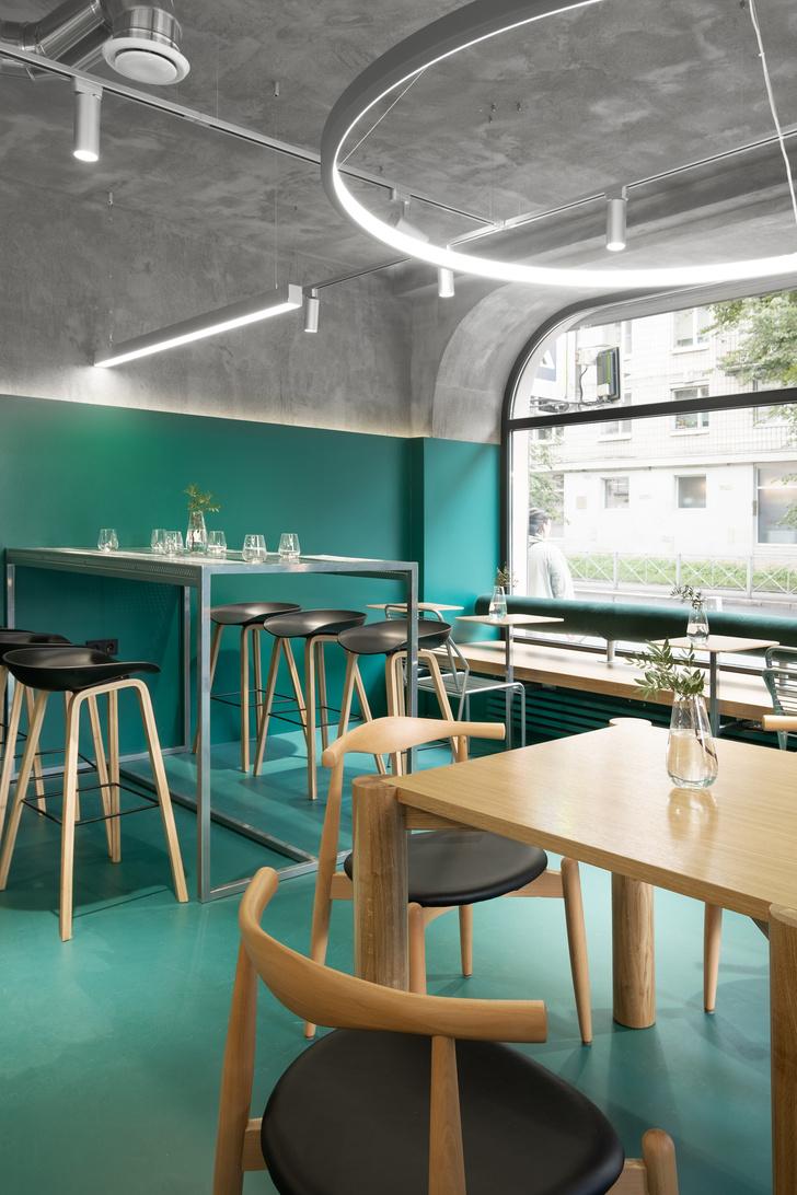 Фото №4 - Итальянский ресторан Pasto Fresco в Санкт-Петербурге