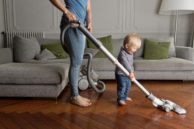 Домашняя уборка квартиры