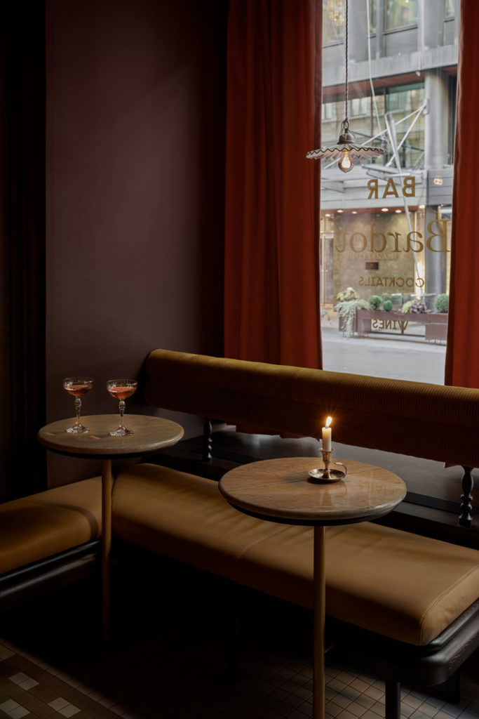 Фото №3 - Французский ресторан Bardot в Хельсинки