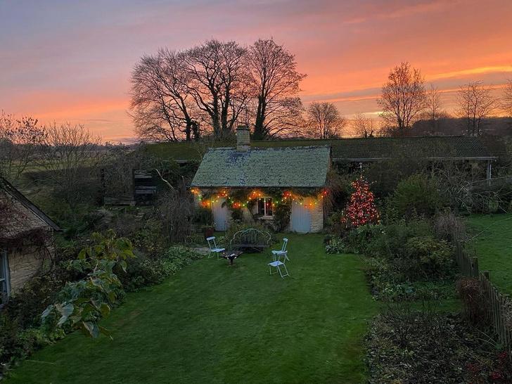 Фото №4 - Рождество в деревне: в гостях у блогера и стилиста Аманды Брукс