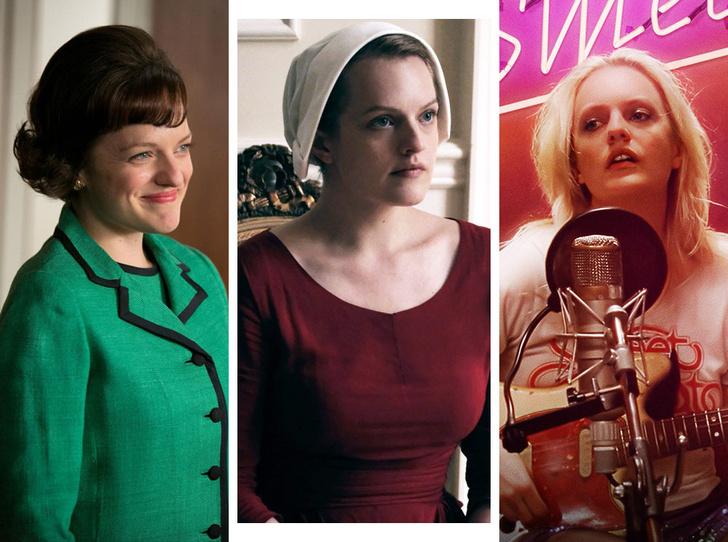 Фото №1 - От «Рассказа служанки» до «Человека-невидимки»: 7 лучших ролей Элизабет Мосс
