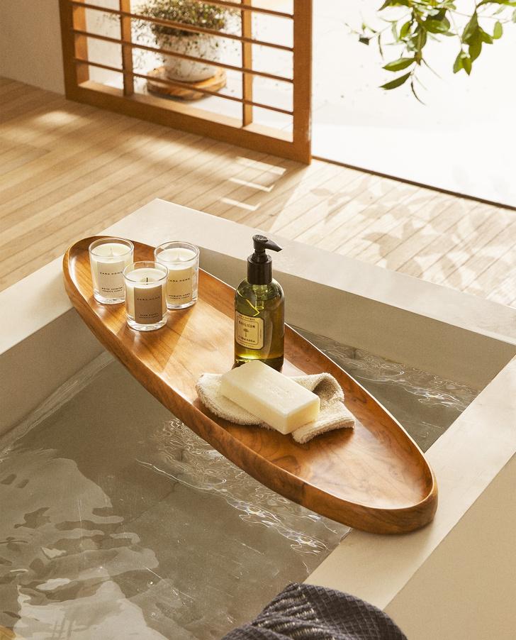 Фото №7 - Осенняя атмосфера в ванной: 5 полезных советов