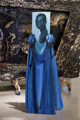 Фото №3 - Персональная выставка Шишкина-Хокусая в Marina Gisich Gallery