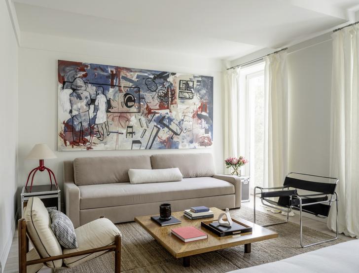 Фото №1 - Светлая и уютная квартира для молодой семьи в Москве
