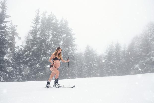 Фото №1 - 15 вещей – верных спутников зимней беременности