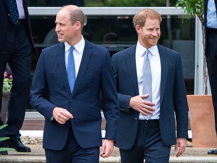 Фото №1 - Фальшивый принц: чем Гарри разозлил британцев во время выхода с Уильямом