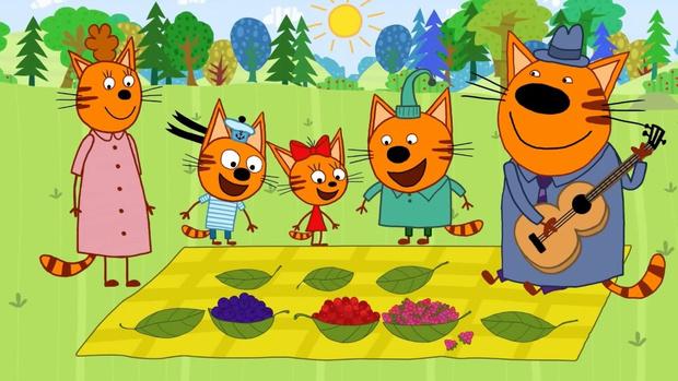 Фото №3 - Как мультик «Три кота» влияет на ребенка: мнение психолога