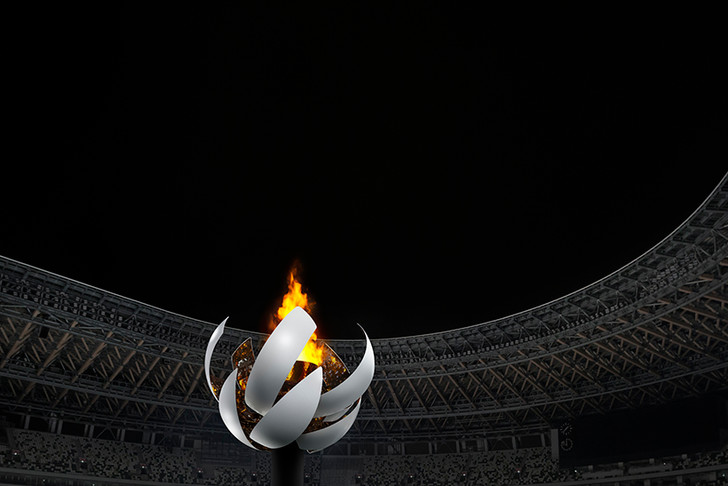 Фото №8 - Олимпиада в Токио 2020: чаша олимпийского огня— проект студии Nendo