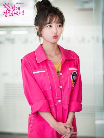 Фото №10 - Pretty Unnie: Личная жизнь, дорамы и интересные факты о Ким Ю Чжон