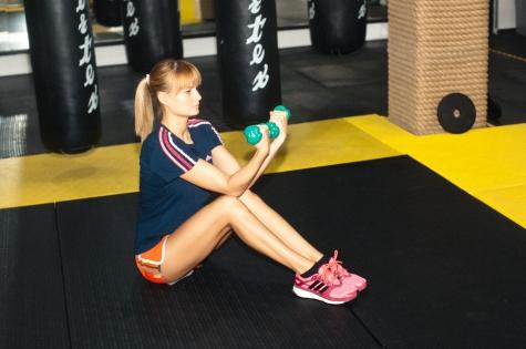 Тренировка в домашних условиях для рук