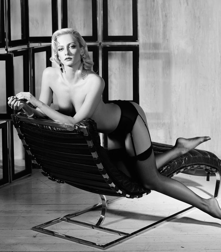 Фото №8 - 11 знойных блондинок— участниц «100 самых сексуальных женщин России»