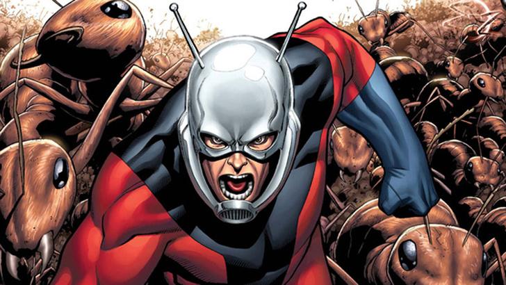 Фото №1 - Человек-Муравей и еще 15 неожиданных героев из комиксов