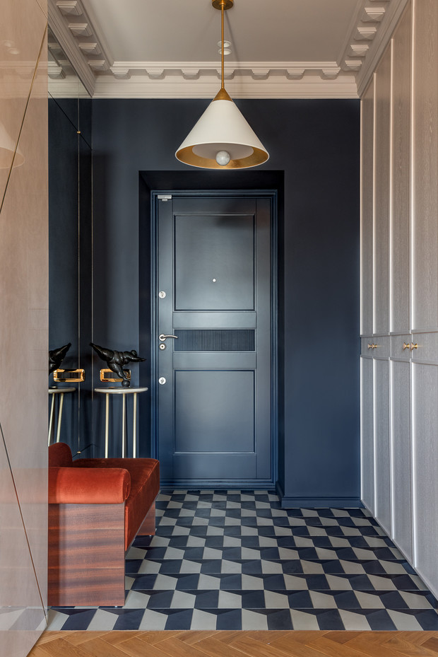 Фото №5 - Квартира на Саввинской набережной 74 м²