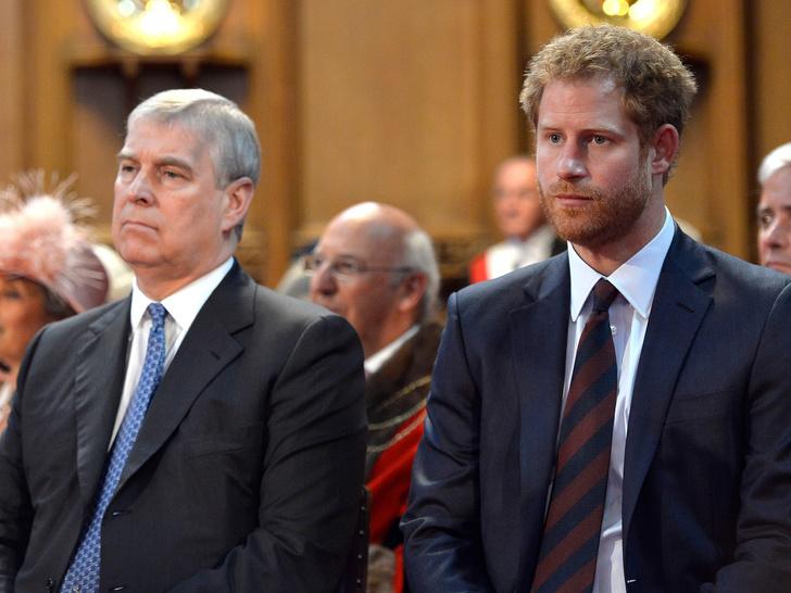 Фото №1 - Главный страх принца Гарри (спойлер— он связан с его дядей)