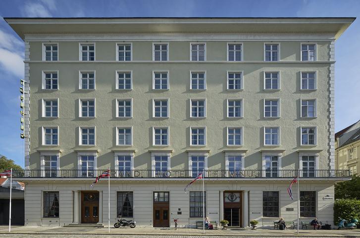 Фото №14 - Обновленный гранд-отель Terminus в Норвегии