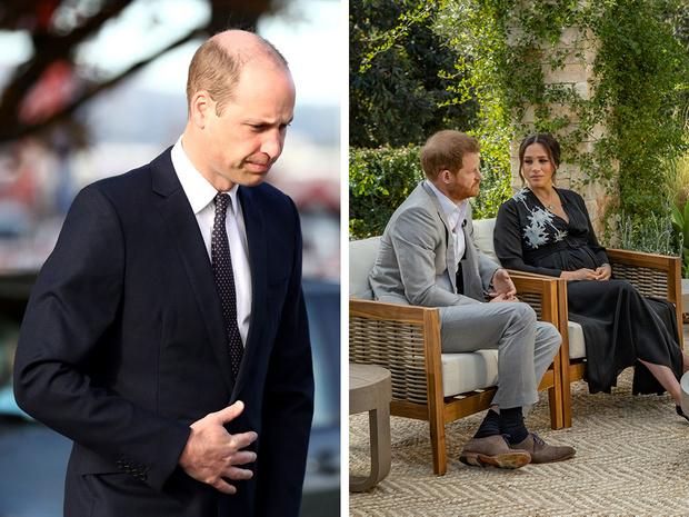 Фото №1 - Самый большой страх принца Уильяма после интервью Сассекских
