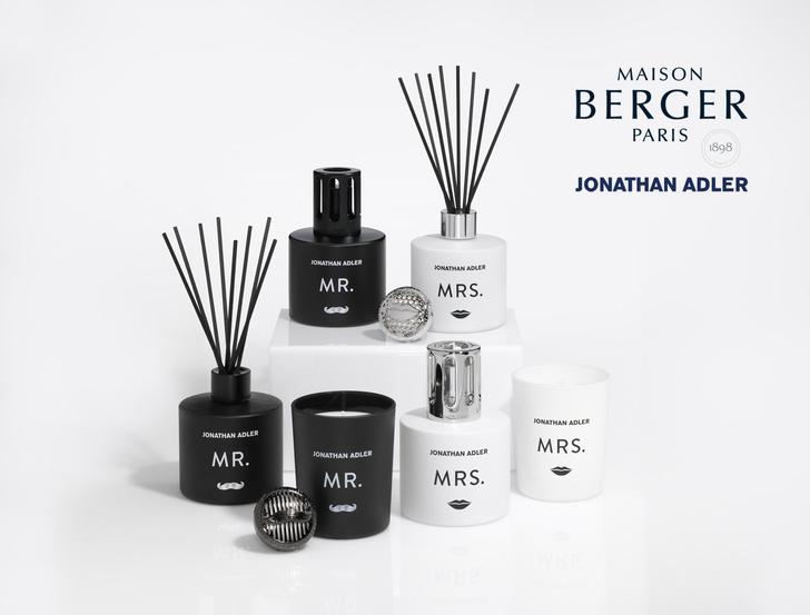Фото №15 - Новые домашние ароматы Джонатана Адлера для Maison Berger Paris