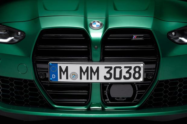 Фото №2 - «Поднимите мне ноздри!»— новый BMW М3 удивил дизайном