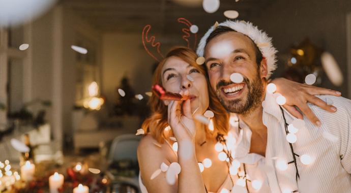 3 правила, чтобы встретить новый год без страха