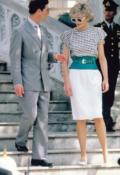 Фото №8 - Модная икона: как менялся стиль принцессы Дианы
