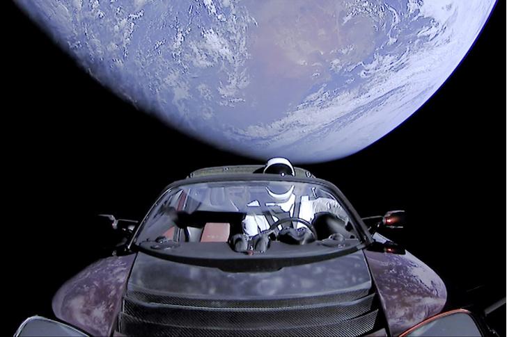 Фото №1 - Уик-энд среди звезд: перспективы космического туризма