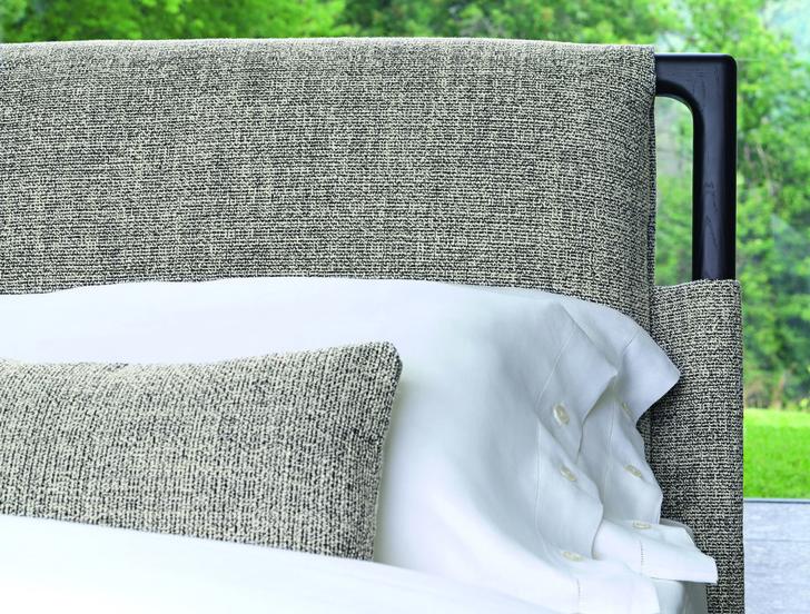 Фото №4 - Новая кровать Gaudi от Flou