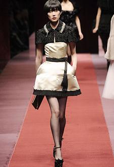Фото №11 - Показ D&G на Неделе Моды в Милане