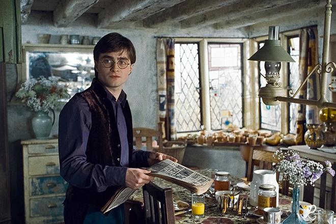 Фото №1 - Рэдклифф рассказал, куда дел $90 млн за «Гарри Поттера»
