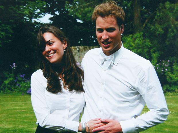 Фото №2 - Повод для шуток: почему друзья Уильяма дразнили Кейт из-за ее матери