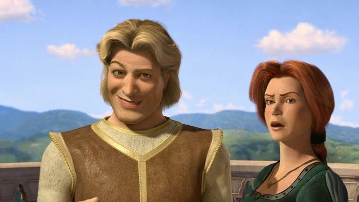 Фото №7 - Фанатская теория: Фиона и принц Чарминг из «Шрека» на самом деле брат и сестра😨