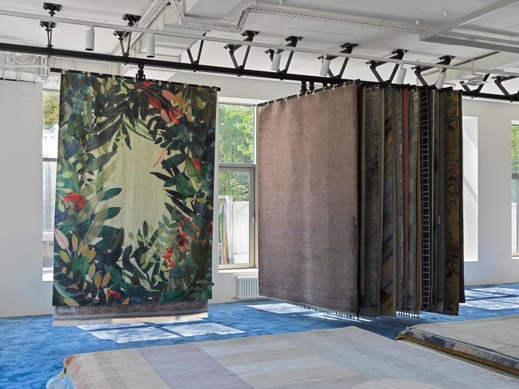 Фото №11 - Шоурум салона ковров Art de Vivre в Казани