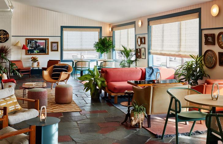Фото №2 - Яркий бутик-отель в Ньюпорте