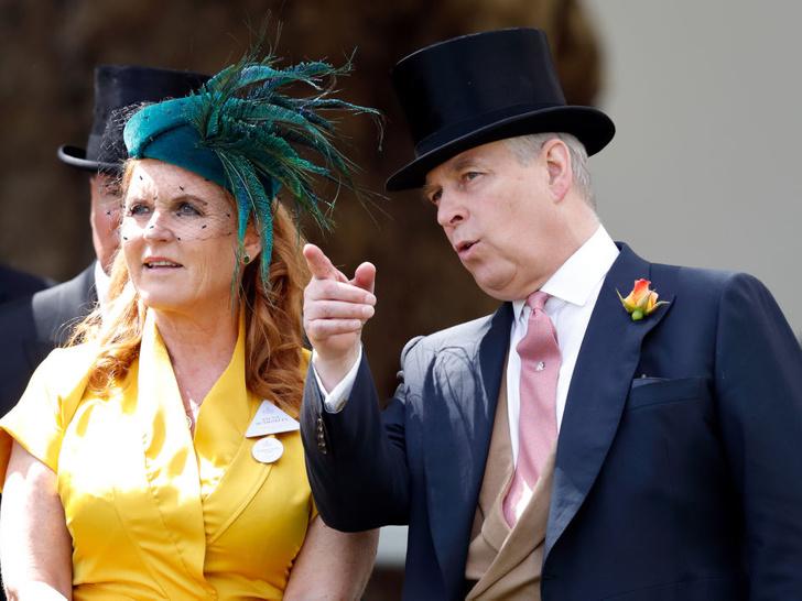 Фото №2 - Недопустимое поведение: поступок принца Эндрю и Сары Фергюсон, возмутивший принца Чарльза