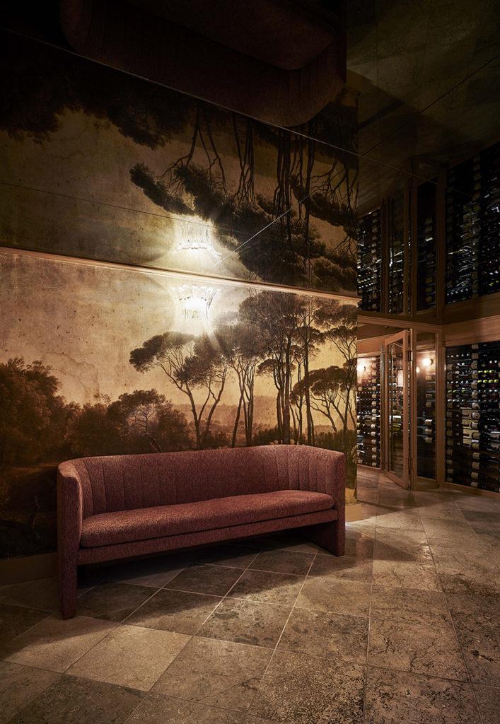 Фото №9 - Романтичный ресторан по проекту Space Copenhagen