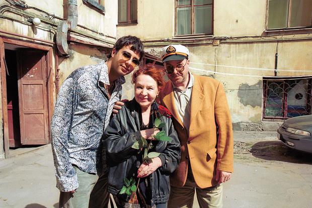 старые актеры российского кино