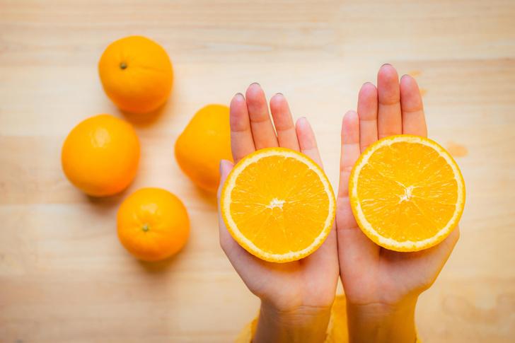 Фото №1 - Сделай сам: апельсин против морщин и для сияния кожи