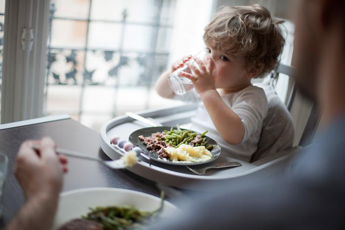 Фото №4 - Застольные стереотипы: правильное пищевое поведение с пеленок