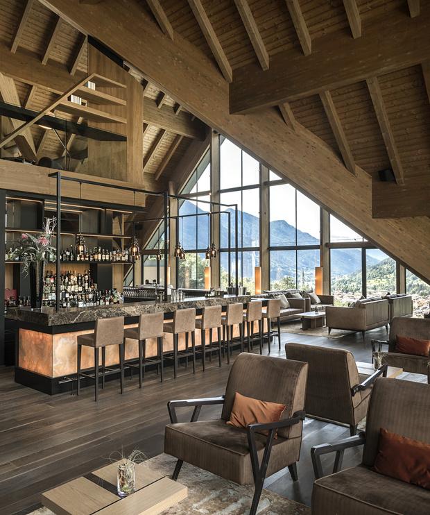 Фото №2 - Спа-отель Lefay в Доломитовых Альпах