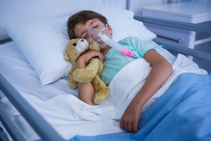 коронавирус у детей симптомы лечение