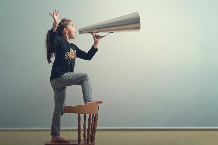 Ребенок громко разговаривает советы психолога