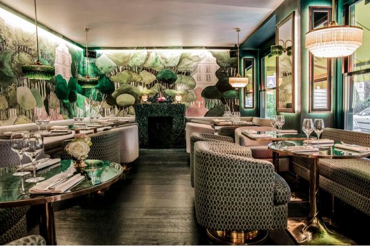Фото №5 - Ресторан Mon Square в Париже