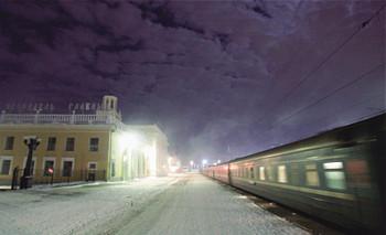 «Отдыхаю только в поездах»