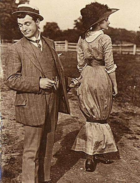 Фото №4 - Ядовитые платья, «хромые» юбки, корсеты-душегубы и другие наряды, из-за которых погибали женщины