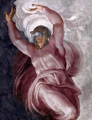 Фото №1 - На выставке «Микеланджело. Сотворение мира» научат рисовать