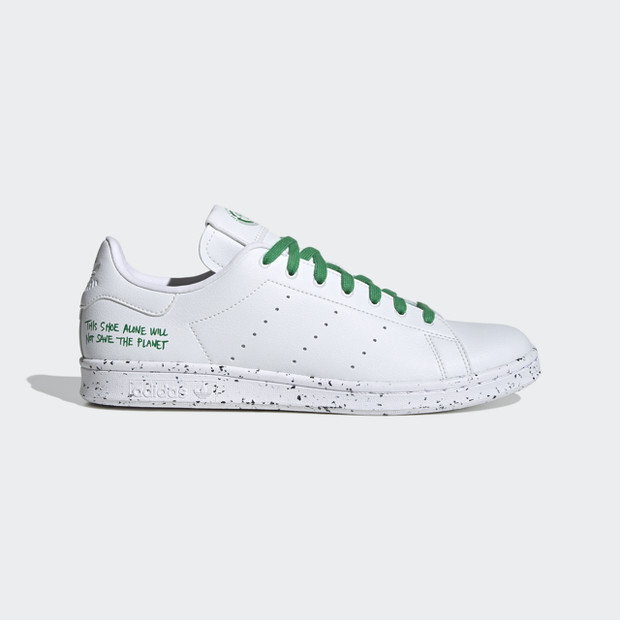 Фото №1 - Кроссовки недели: экологичные adidas Clean Classics